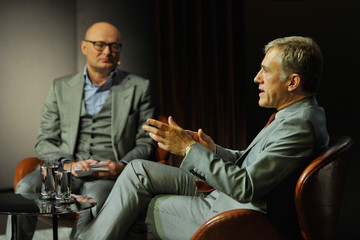 Christoph Waltz IWC 'Talks To' Event Zurich