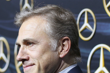 Christoph Waltz Mercedes-Benz USA Official Awards Viewing Party At Four Seasons In Beverly Hills