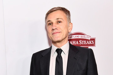 Christoph Waltz Premiere Of Paramount Pictures' 'Downsizing' - Red Carpet