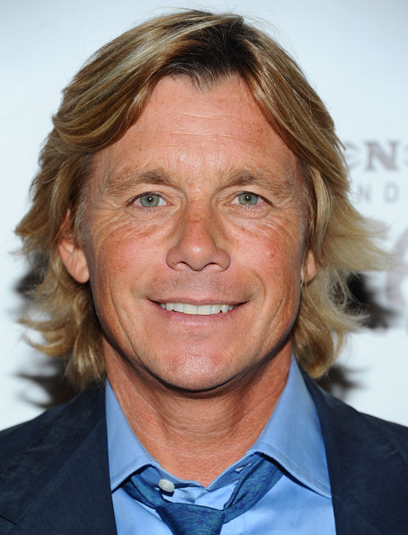 Christopher Atkins Opening Night Of quot Rain A