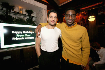 Christopher Abbott 2018 Hulu Holiday Party