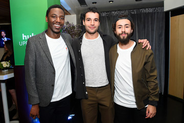 Christopher Abbott Hulu Upfront 2018 - Green Room