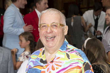 Christopher Biggins 'Joseph And The Amazing Technicolour Dreamcoat' Press Night - Arrivals
