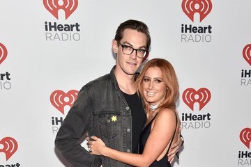 Christopher French 2015 iHeartRadio Music Festival - Night 1 - Backstage