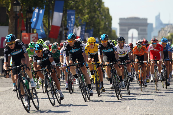 Christopher froome and richie porte photos zimbio for Richie porte tour de france