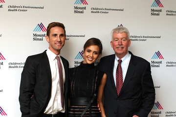 Christopher Gavigan Jessica Alba Speaks at the Champion for Children Ceremony