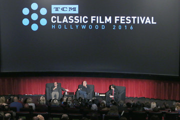 Christopher Lloyd TCM Classic Film Festival 2016  - Day 3