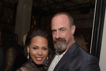 Christopher Meloni Amirah Vann Premiere of WGN America's 'Underground' - After Party