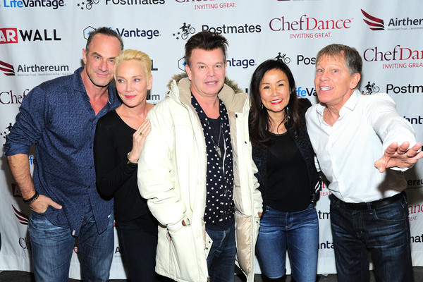 ChefDance 2019 - Day 1 [chefdance,event,premiere,smile,utah,park city,sherman williams,christopher meloni,mimi kim,paul oakenfold,kenny griswold]