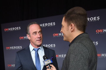 Christopher Meloni CNN Heroes 2017 - Red Carpet Arrivals