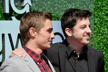 Christopher Mintz-Plasse Dave Franco 2013 Young Hollywood Awards Presented By Crest 3D White And SodaStream / The CW Network - Arrivals
