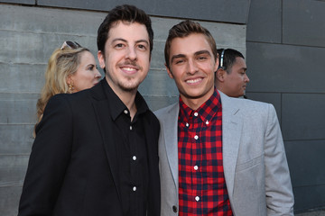 Christopher Mintz-Plasse Dave Franco 2013 Young Hollywood Awards Presented By Crest 3D White And SodaStream / The CW Network - Reception