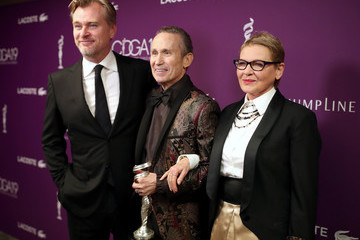 Christopher Nolan 19th CDGA (Costume Designers Guild Awards) - Backstage and Green Room