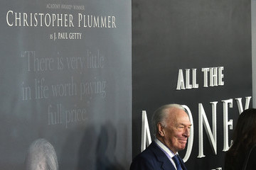 """Christopher Plummer Build Presents Rene Russo Discussing """"Just Getting Started"""""""