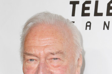"Christopher Plummer ""The Forger"" Premiere - Arrivals - 2014 Toronto International Film Festival"