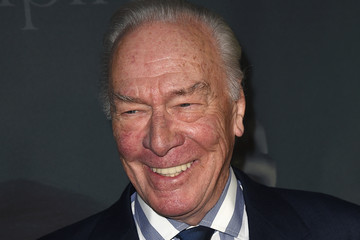 Christopher Plummer Premiere Of Sony Pictures Entertainment's 'All The Money In The World' - Red Carpet