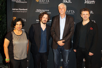 Christopher Rouse BAFTA LA US Student Film Awards