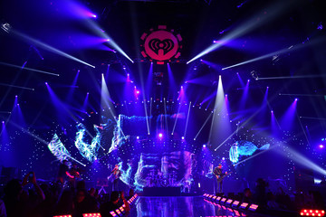 Christopher Wolstenholme iHeartRadio Music Festival: Day 1