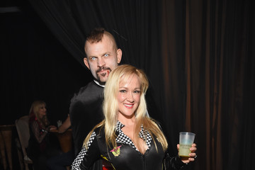 Chuck Liddell Celebs Attend the Casamigos Tequila Halloween Party