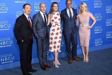 Chuck Todd NBC's 'NBCUniversal Upfront' - Arrivals