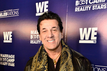 Chuck Zito WE tv's Joint Premiere Party For Marriage Boot Camp Reality Stars And David Tutera's CELEBrations
