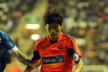 Chung-Yong Lee Wigan Athletic v Bolton Wanderers - Sky Bet Championship