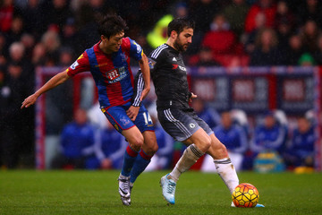 Chung-Yong Lee Crystal Palace v Chelsea - Premier League