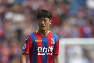 Chung-Yong Lee Crystal Palace v Swansea City - Premier League