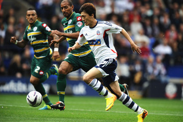Chung-Yong Lee Bolton Wanderers v Queens Park Rangers - Sky Bet Championship