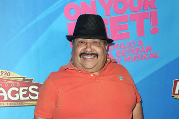 Chuy Bravo Celebration Of The Los Angeles Engagement Of 'On Your Feet!' The Emilio And Gloria Estefan Broadway Musical - Arrivals