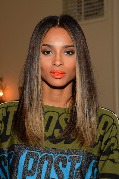 Ciara - MBFW: General Views of Day 5