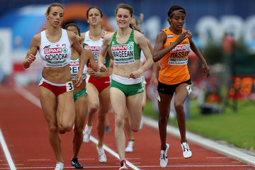Ciara Mageean 23rd European Athletics Championships - Day Three