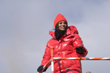 Ciara 93rd Annual Macy's Thanksgiving Day Parade