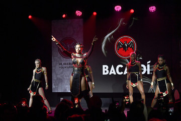 Ciara BACARDI Presents Liberate Your Spirits With Ciara For Halloween In New York
