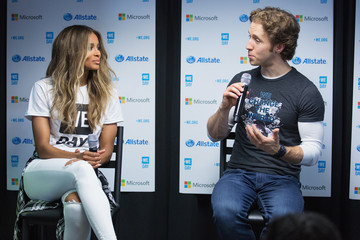 Ciara Celebrities Attend WE Day Seattle to Celebrate the Power Young People Have to Change the World
