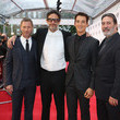 Ciaran Hinds 'Bleed for This' - Thrill Gala - 60th BFI London Film Festival