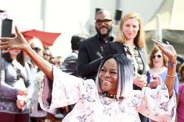 Cicely Tyson 2018 TCM Classic Film Festival - Hand and Footprint Ceremony: Cicely Tyson
