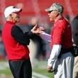 Tommy Tuberville and Kyle Flood Photos