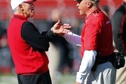 Tommy Tuberville and Kyle Flood Photos Photo
