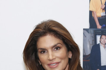 Cindy Crawford Annual Charity Day Hosted By Cantor Fitzgerald, BGC, And GFI - Cantor Fitzgerald Office - Arrivals