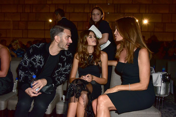 Cindy Crawford FIJI Water at The Daily Front Row's 4th Annual Fashion Media Awards