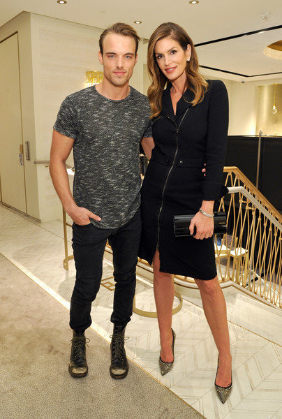 Jimmy Choo in Association With Cindy Crawford And Katharina Harf Host An Evening To Support Delete Blood Cancer