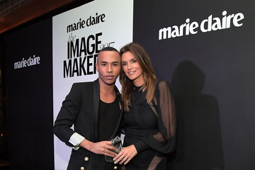 Cindy Crawford Marie Claire's Image Maker Awards 2017 - Inside