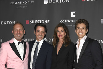 Cindy Crawford Cosentino LA City Center Grand Opening With Fashion Icon Cindy Crawford