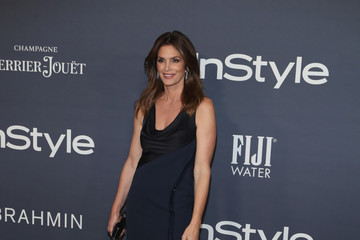 Cindy Crawford FIJI Water At The 2017 InStyle Awards