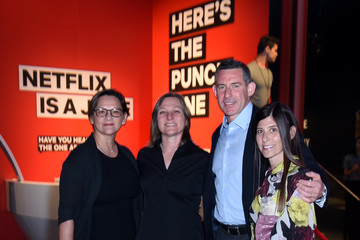 Cindy Holland Annie Imhoff Netflix FYSee VIP Reception, Screening And Q&A