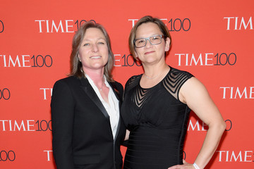 Cindy Holland Annie Imhoff 2018 Time 100 Gala - Red Carpet