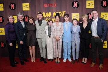 Cindy Holland Premiere Of Netflix's I AM NOT OKAY WITH THIS In Los Angeles, CA