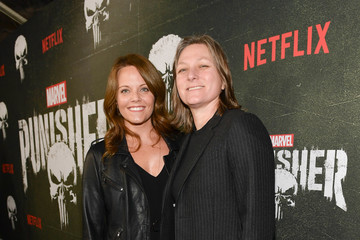 Cindy Holland Marvel's 'The Punisher' Los Angeles Premiere - Red Carpet