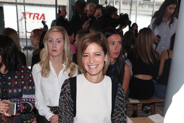 Cindy Levy Tory Burch - Front Row - September 2016 - New York Fashion Week